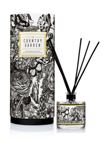 Chase and Wonder The Country Garden Luxury Reed Diffuser