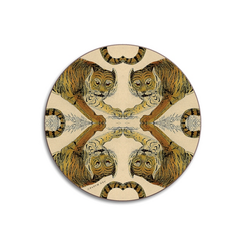Avenida Home Tiger Coaster
