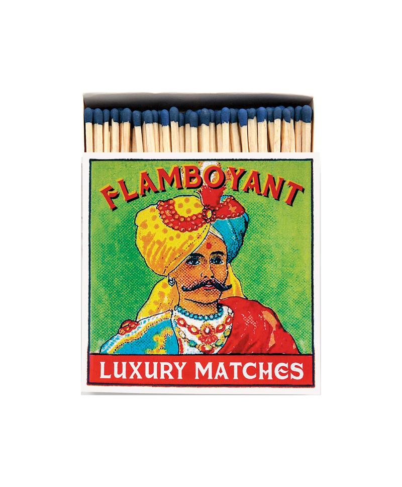 Flamboyant Matchbox