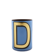 Alphabet Brush Pot D