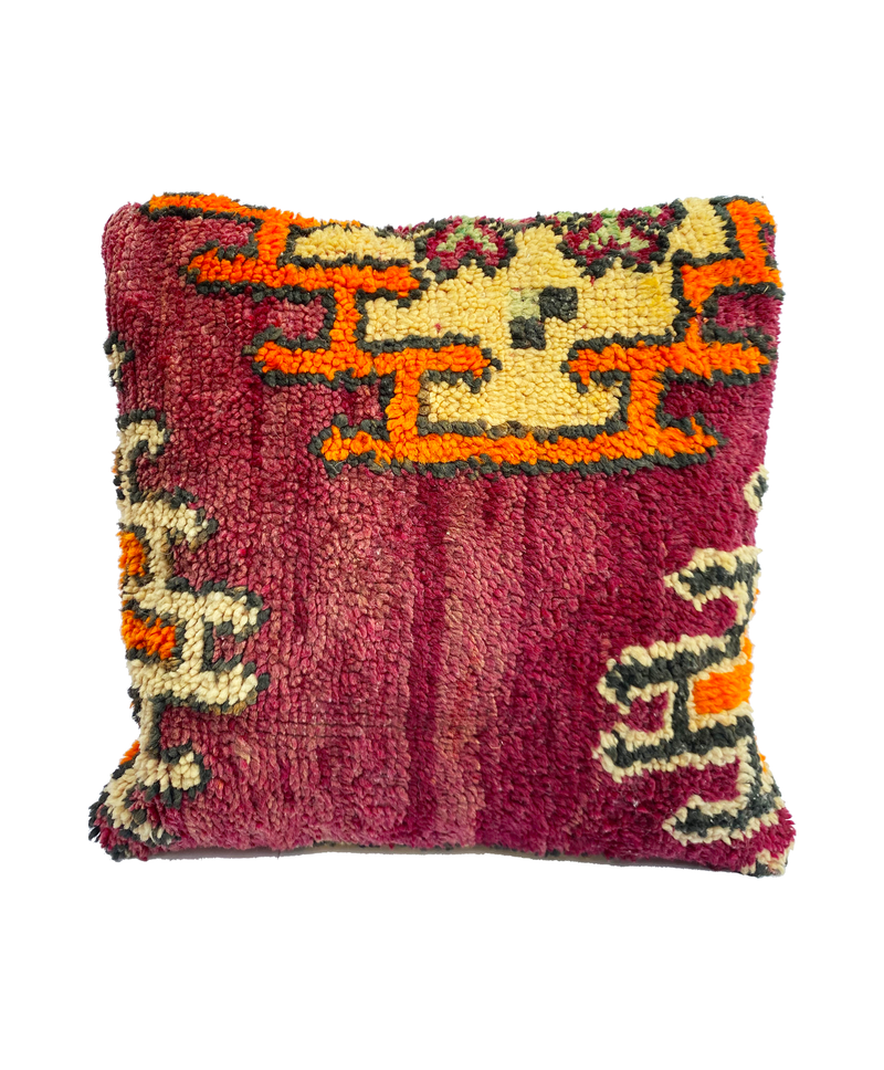Antique Boujaad Cushion