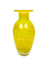 Vintage Seguso Murano Yellow Glass