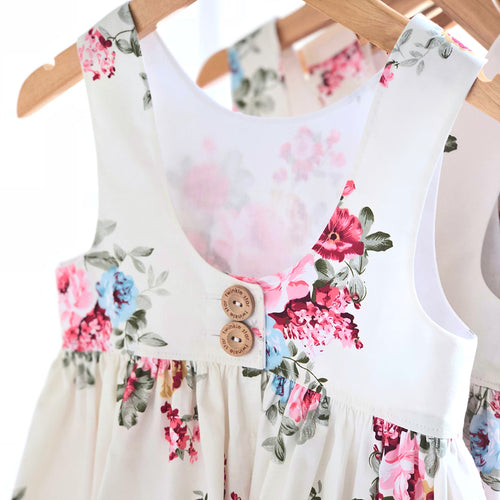 Grace Floral Peplum Top