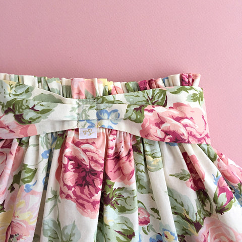 Tropical Tiger Statement Skirt