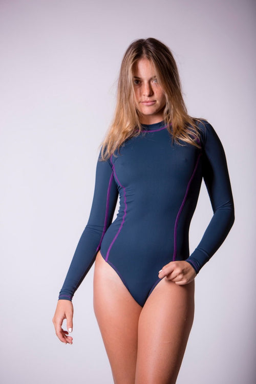 Summer Suit - Patrol Blue - בגד ים נויקה | ביקיני, בגד ים שלם onepiece Noyka Surf