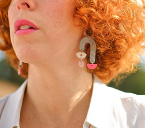 CLUC earrings
