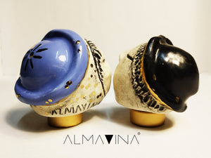 Almavina - Salt and Pepper Shakers (Exclusive Edition)