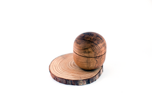 Filipe Ribeiro - Woodturned Oak Box
