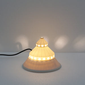 Pedro Santos Atelier - Traditional Porto Skylight Table Lamp