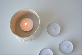 Tea light holder - Otchipotchi - A Luz Natural