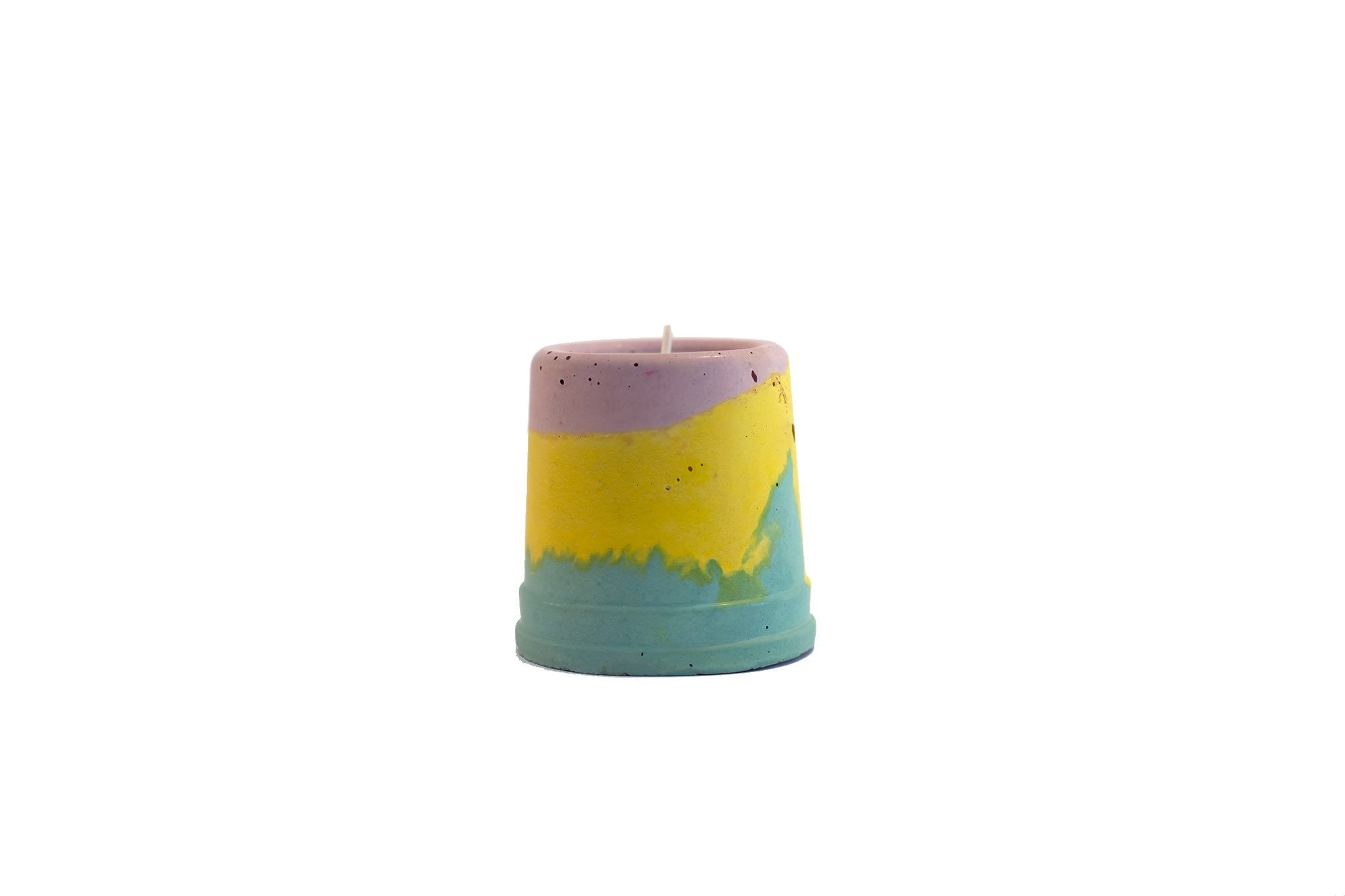 Studio Emma - Cement Tea light holder - A Luz Natural