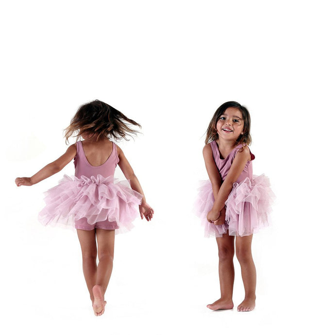 Soda Pop tutu Dusty Pink