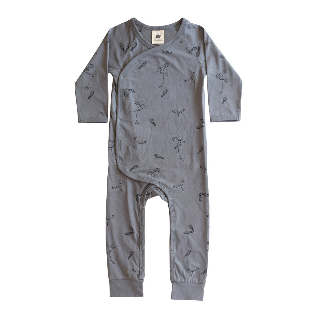 Buck and Baa, Baby Romper, Organic Baby Clothes