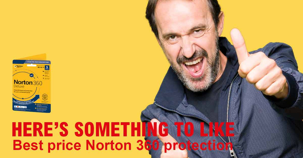 BRAND NEW NORTON 360