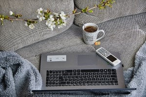 WORKING FROM HOME? IS YOUR SECURITY UP TO DATE?