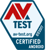 AV-Test Certified Android Security AV-Test July 2017