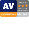 Copyright 2017 AV-Comparatives Reprinted with Permission