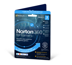 Norton 360 for Gamers 3 Devices