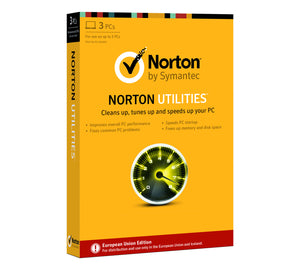 Norton Utilities - PC Tune-Up