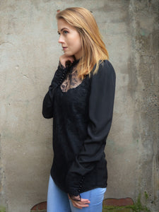 "Sophia shirt ""Black"""