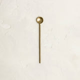 Brass Stirring Spoon