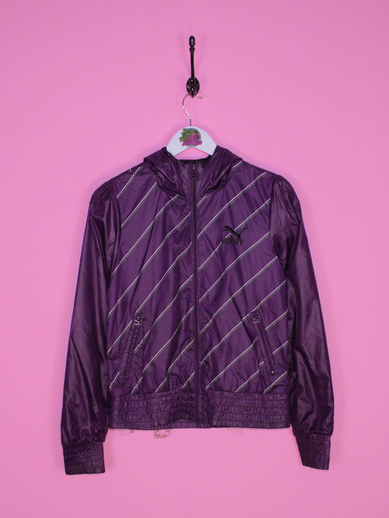 Puma Jacket Women's S - BB Vintage Clothing