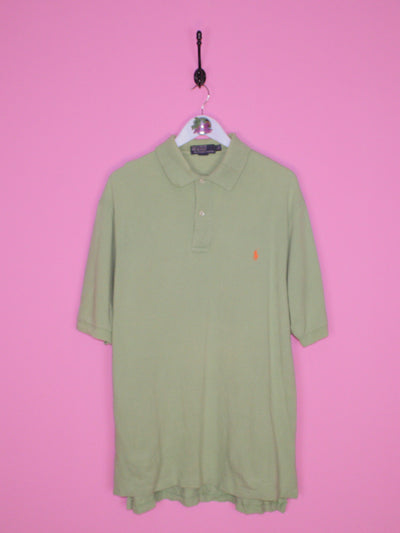 Ralph Lauren Polo Shirt L - BB Vintage Clothing