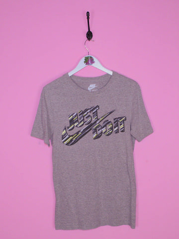 Grey Nike T Shirt S - BB Vintage Clothing