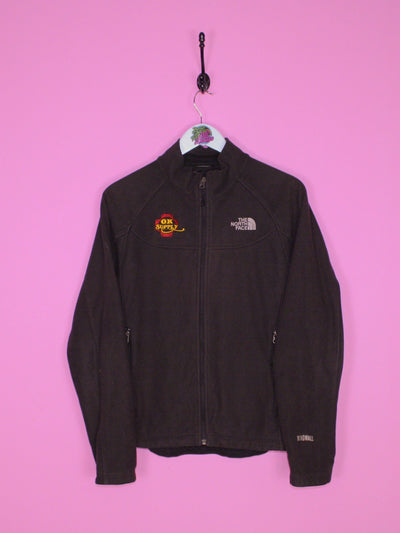 Dark Grey The North Face Fleece Women's L - BB Vintage Clothing