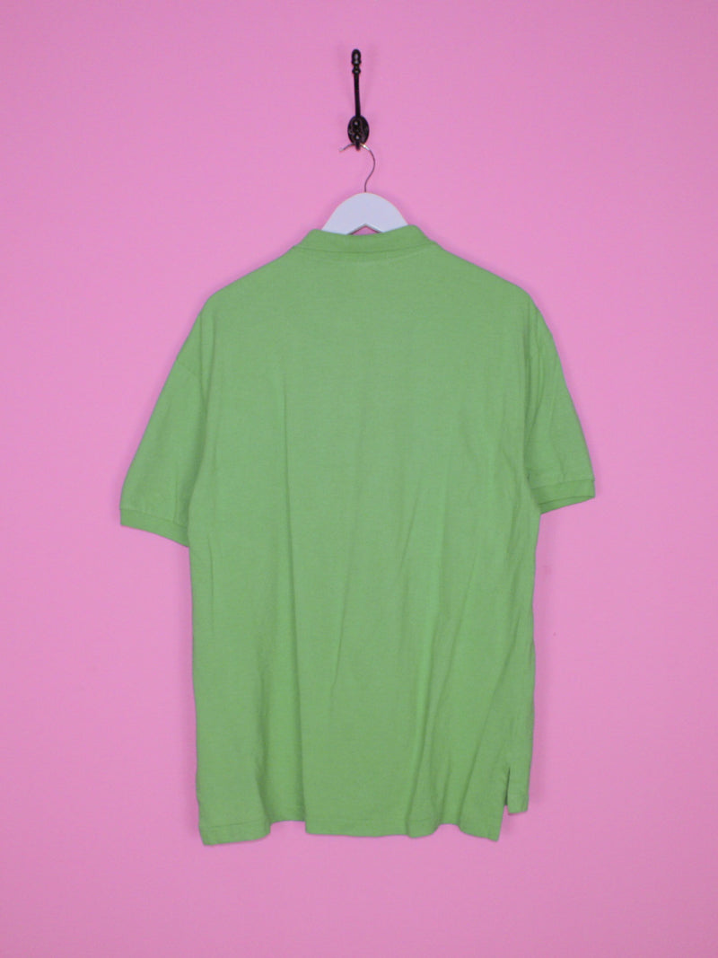 Green Ralph Lauren Polo Shirt XL - BB Vintage Clothing