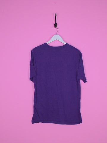 Purple Nike T-Shirt M - BB Vintage Clothing