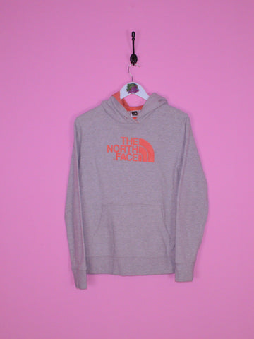 Grey The North Face Hoodie S