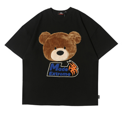 "Black ""Extreme Bear"" T Shirt L"