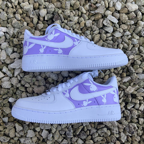 "Custom Nike Air Force 1 ""Bunny"""