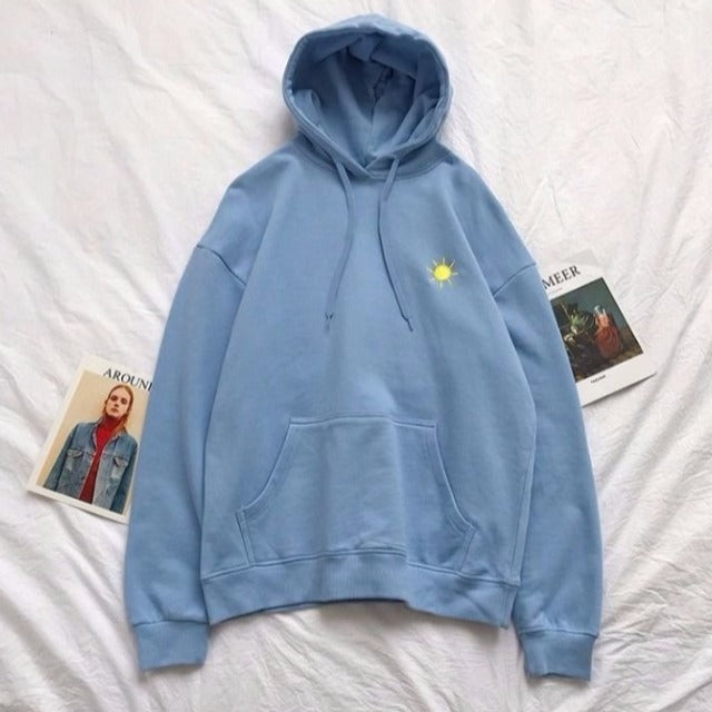 "Blue ""The Elements"" Hoodie"