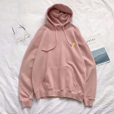 "Pink ""The Elements"" Hoodie M"
