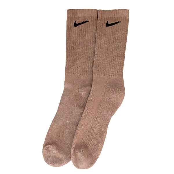 Nike Socks Block Dye Tan
