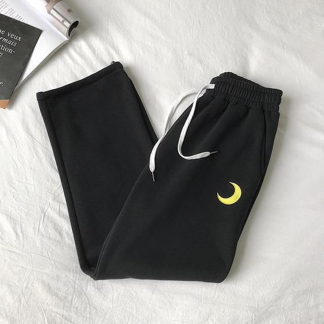 "Black ""The Elements"" Tracksuit Bottoms (Various Sizes)"