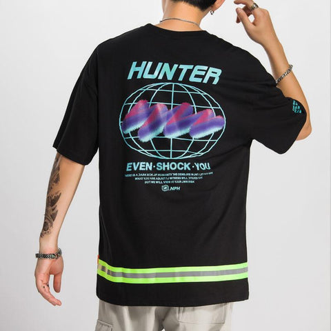 "Black ""Hunter"" T Shirt XL"