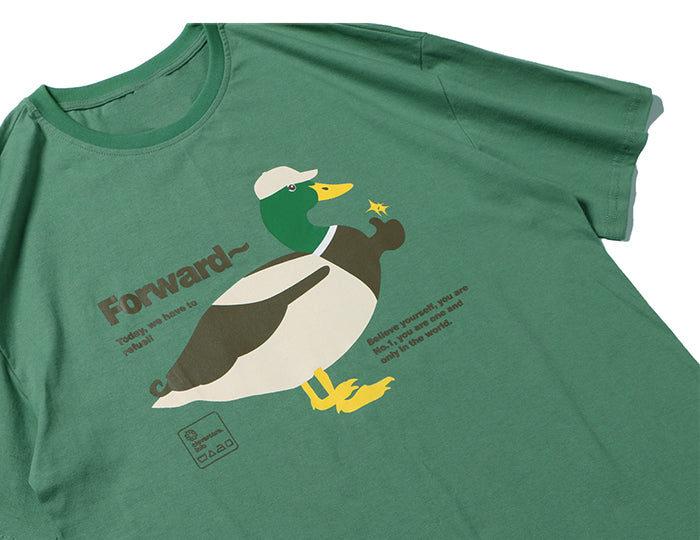 """Fashion Duck"" T Shirt - BB Vintage Clothing"