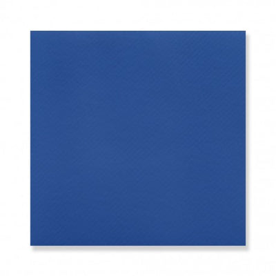 "SERVILLETAS ""DOUBLE POINT"" ECOLABEL 18 G/M2 39x39 CM AZUL MARINO TISSUE (1200 UNID.)"
