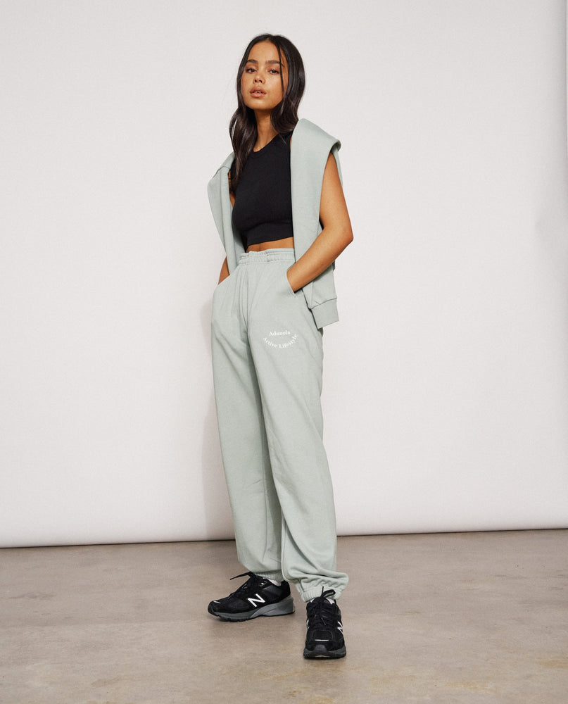 Adanola Essential Sweatpants - Sage