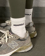 Adanola Socks - White