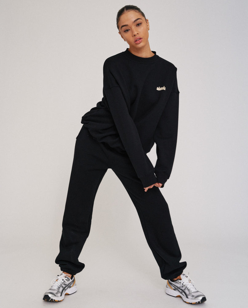 Sweatpants - Black