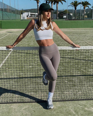 Load image into Gallery viewer, Ultimate Leggings - Pale Grey