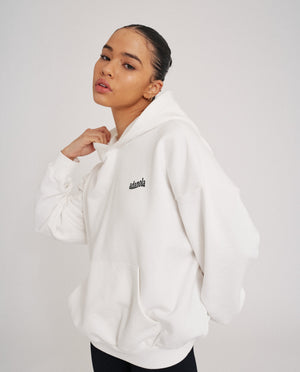 Load image into Gallery viewer, Oversized Hoodie - White