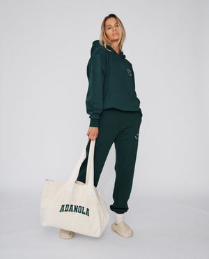 Adanola Essential Sweatpants - Forest Green