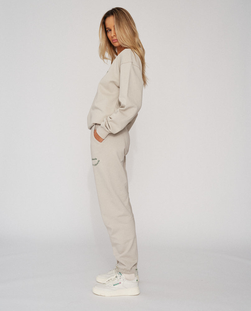Adanola Essential Sweatpants - Stone Grey
