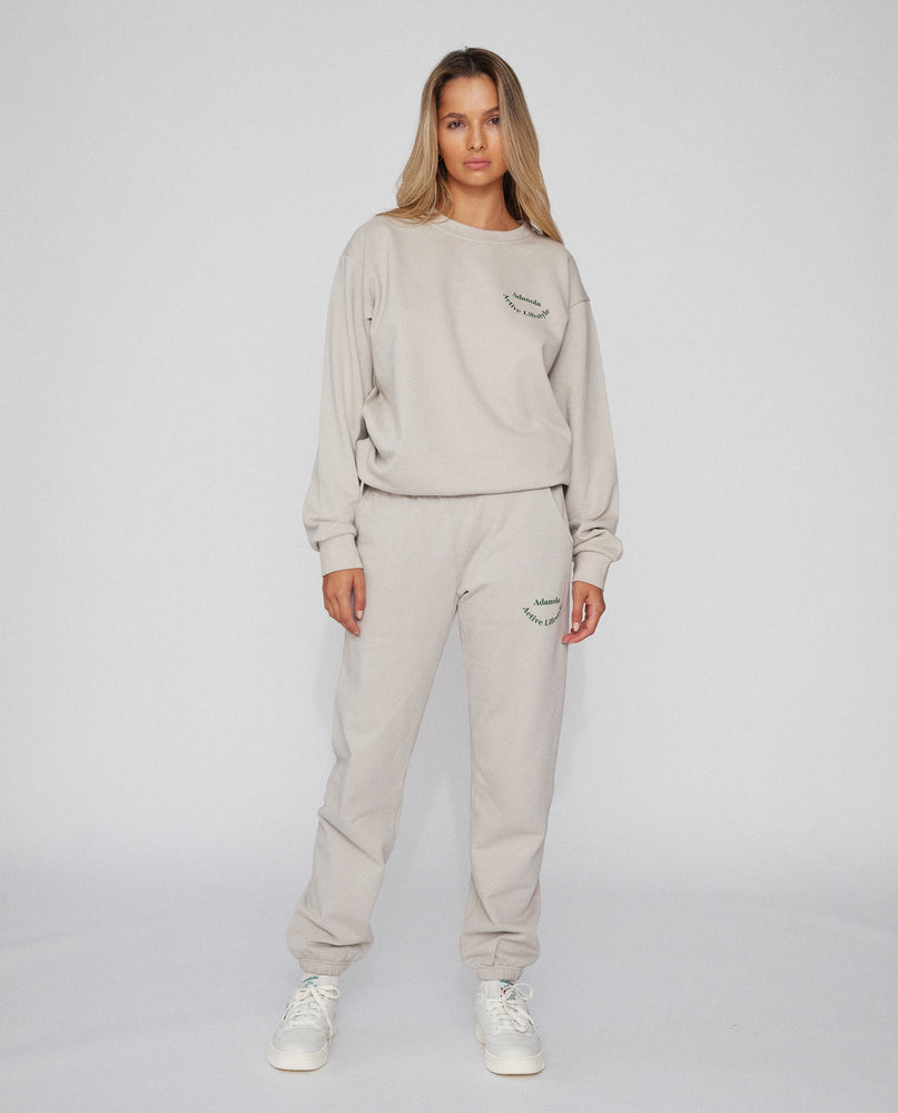 Adanola Essential Sweatshirt - Stone Grey
