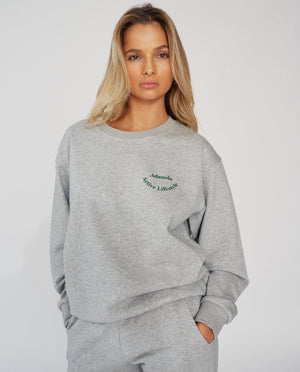 Adanola Essential Sweatshirt - Grey Marl